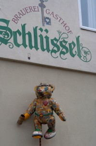 Мишки Тедди. Музей Steiff/ Гинген (Германия). Фото 69.