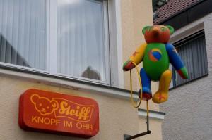 Мишки Тедди. Музей Steiff/ Гинген (Германия). Фото 70.