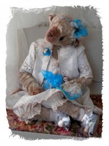 Мишки Тедди. Зарубежный автор. Выпуск № 69. Фото 8.
