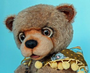 Мишки Тедди. Зарубежный автор. Выпуск № 70. Фото 2.