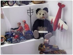 Мишки Тедди. Музей игрушки в башне Старой Ратуши / Мюнхен (Германия). Фото 11.