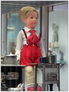 Мишки Тедди. Музей игрушки в башне Старой Ратуши / Мюнхен (Германия). Фото 12.