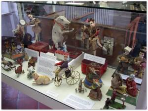 Мишки Тедди. Музей игрушки в башне Старой Ратуши / Мюнхен (Германия). Фото 15.