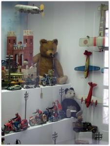Мишки Тедди. Музей игрушки в башне Старой Ратуши / Мюнхен (Германия). Фото 16.