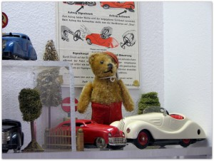 Мишки Тедди. Музей игрушки в башне Старой Ратуши / Мюнхен (Германия). Фото 18.