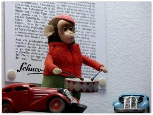 Мишки Тедди. Музей игрушки в башне Старой Ратуши / Мюнхен (Германия). Фото 19.
