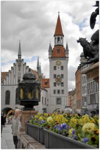Мишки Тедди. Музей игрушки в башне Старой Ратуши / Мюнхен (Германия). Фото 2.