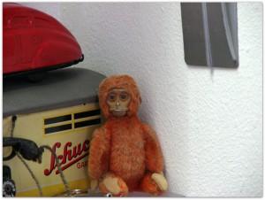 Мишки Тедди. Музей игрушки в башне Старой Ратуши / Мюнхен (Германия). Фото 20.