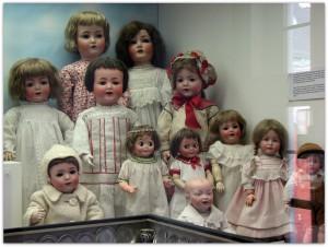 Мишки Тедди. Музей игрушки в башне Старой Ратуши / Мюнхен (Германия). Фото 24.