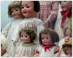 Мишки Тедди. Музей игрушки в башне Старой Ратуши / Мюнхен (Германия). Фото 25.