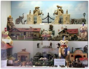 Мишки Тедди. Музей игрушки в башне Старой Ратуши / Мюнхен (Германия). Фото 26.