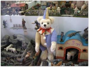 Мишки Тедди. Музей игрушки в башне Старой Ратуши / Мюнхен (Германия). Фото 27.
