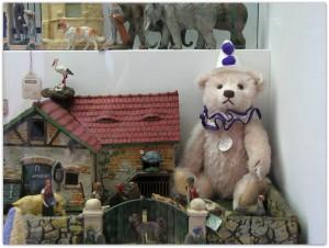 Мишки Тедди. Музей игрушки в башне Старой Ратуши / Мюнхен (Германия). Фото 28.