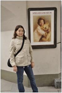 Мишки Тедди. Музей игрушки в башне Старой Ратуши / Мюнхен (Германия). Фото 3.