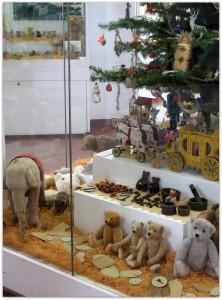 Мишки Тедди. Музей игрушки в башне Старой Ратуши / Мюнхен (Германия). Фото 33.