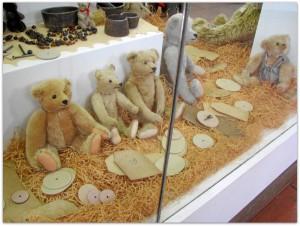 Мишки Тедди. Музей игрушки в башне Старой Ратуши / Мюнхен (Германия). Фото 36.