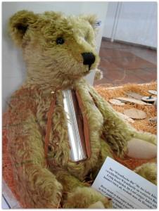 Мишки Тедди. Музей игрушки в башне Старой Ратуши / Мюнхен (Германия). Фото 37.