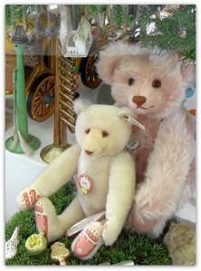 Мишки Тедди. Музей игрушки в башне Старой Ратуши / Мюнхен (Германия). Фото 39.