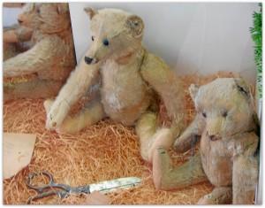Мишки Тедди. Музей игрушки в башне Старой Ратуши / Мюнхен (Германия). Фото 41.