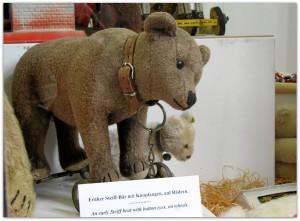 Мишки Тедди. Музей игрушки в башне Старой Ратуши / Мюнхен (Германия). Фото 45.