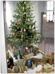 Мишки Тедди. Музей игрушки в башне Старой Ратуши / Мюнхен (Германия). Фото 46.