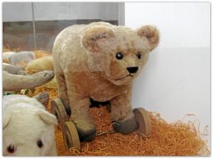 Мишки Тедди. Музей игрушки в башне Старой Ратуши / Мюнхен (Германия). Фото 47.
