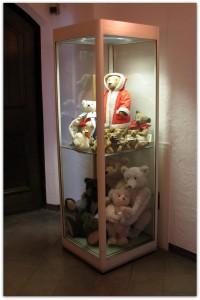 Мишки Тедди. Музей игрушки в башне Старой Ратуши / Мюнхен (Германия). Фото 5.