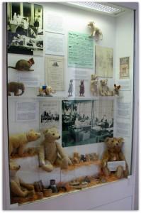 Мишки Тедди. Музей игрушки в башне Старой Ратуши / Мюнхен (Германия). Фото 51.