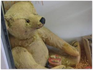 Мишки Тедди. Музей игрушки в башне Старой Ратуши / Мюнхен (Германия). Фото 52.