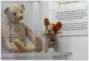 Мишки Тедди. Музей игрушки в башне Старой Ратуши / Мюнхен (Германия). Фото 53.