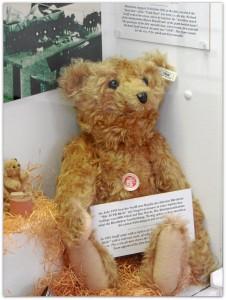 Мишки Тедди. Музей игрушки в башне Старой Ратуши / Мюнхен (Германия). Фото 54.