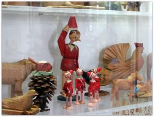 Мишки Тедди. Музей игрушки в башне Старой Ратуши / Мюнхен (Германия). Фото 57.