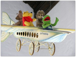Мишки Тедди. Музей игрушки в башне Старой Ратуши / Мюнхен (Германия). Фото 58.