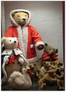 Мишки Тедди. Музей игрушки в башне Старой Ратуши / Мюнхен (Германия). Фото 6.