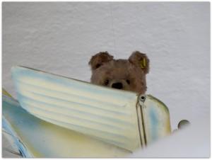 Мишки Тедди. Музей игрушки в башне Старой Ратуши / Мюнхен (Германия). Фото 60.