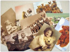 Мишки Тедди. Музей игрушки в башне Старой Ратуши / Мюнхен (Германия). Фото 61.