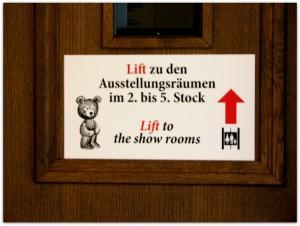 Мишки Тедди. Музей игрушки в башне Старой Ратуши / Мюнхен (Германия). Фото 7.