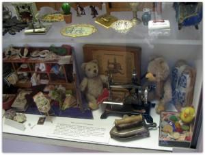 Мишки Тедди. Музей игрушки в башне Старой Ратуши / Мюнхен (Германия). Фото 9.
