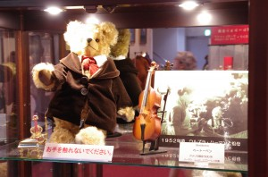 Мишки Тедди. Музеи Мишек Тедди в Японии. Часть 1. Нагано/Tateshima Teddy Bear Museum. Фото 18.