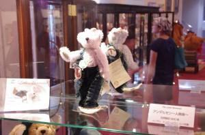 Мишки Тедди. Музеи Мишек Тедди в Японии. Часть 1. Нагано/Tateshima Teddy Bear Museum. Фото 19.