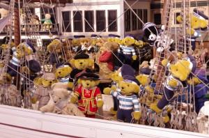 Мишки Тедди. Музеи Мишек Тедди в Японии. Часть 1. Нагано/Tateshima Teddy Bear Museum. Фото 25.
