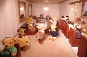 Мишки Тедди. Музеи Мишек Тедди в Японии. Часть 1. Нагано/Tateshima Teddy Bear Museum. Фото 29.