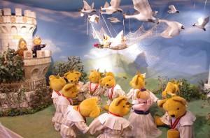 Мишки Тедди. Музеи Мишек Тедди в Японии. Часть 1. Нагано/Tateshima Teddy Bear Museum. Фото 36.