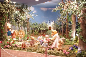 Мишки Тедди. Музеи Мишек Тедди в Японии. Часть 1. Нагано/Tateshima Teddy Bear Museum. Фото 37.