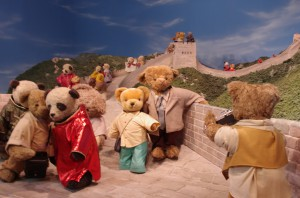 Мишки Тедди. Музеи Мишек Тедди в Японии. Часть 1. Нагано/Tateshima Teddy Bear Museum. Фото 38.