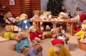 Мишки Тедди. Музеи Мишек Тедди в Японии. Часть 1. Нагано/Tateshima Teddy Bear Museum. Фото 40.