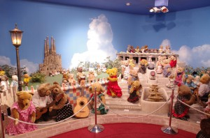 Мишки Тедди. Музеи Мишек Тедди в Японии. Часть 1. Нагано/Tateshima Teddy Bear Museum. Фото 42.