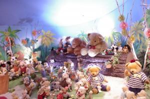 Мишки Тедди. Музеи Мишек Тедди в Японии. Часть 1. Нагано/Tateshima Teddy Bear Museum. Фото 44.