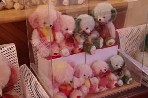 Мишки Тедди. Музеи Мишек Тедди в Японии. Часть 1. Нагано/Tateshima Teddy Bear Museum. Фото 57.