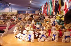 Мишки Тедди. Музеи Мишек Тедди в Японии. Часть 1. Нагано/Tateshima Teddy Bear Museum. Фото 58.